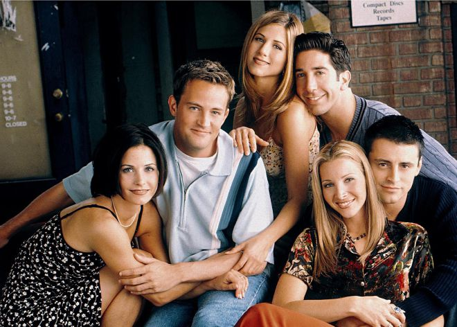 Jennifer Aniston siente nostalgia por Friends y los 90
