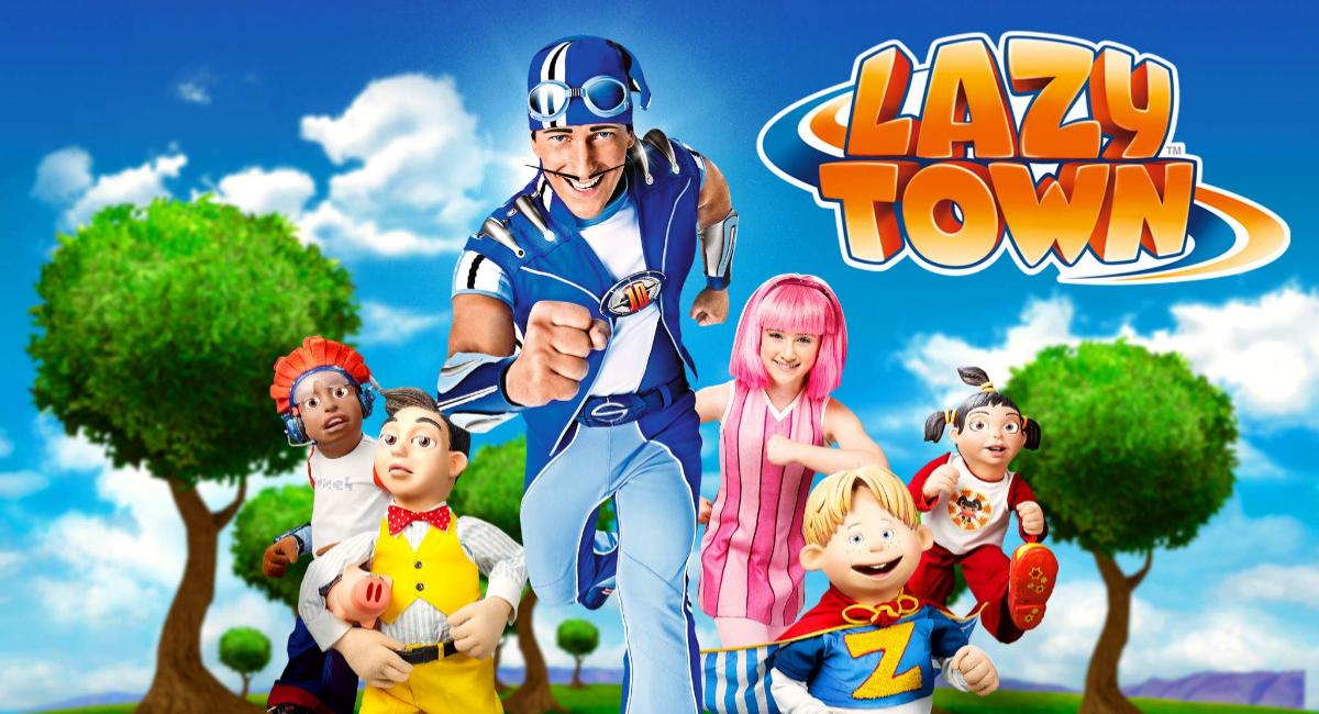 Lazy Town cumple 15 años de aventuras en show infantil