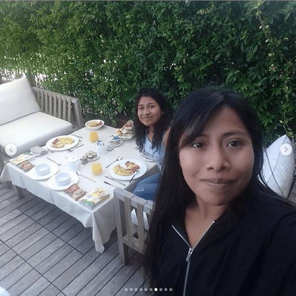 Yalitza Aparicio: fotos inéditas de sus viajes en Europa