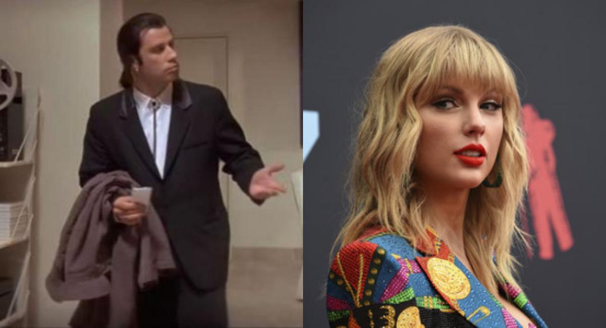 John Travolta Confunde Taylor Swift Con Jade Jolie, Quién Es Drag Queen Jade Jolie, Jadie Jolie Taylor Swift, John Travolta VMAs, John Travolta Premio Taylor Swfit, Drag Queen Que Se Parece a Taylor Swift