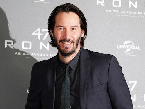Keanu Reeves Momentos Sexys