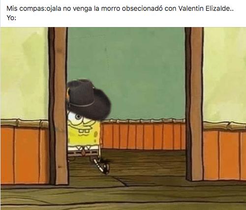 Memes de Bob Esponja Entrando