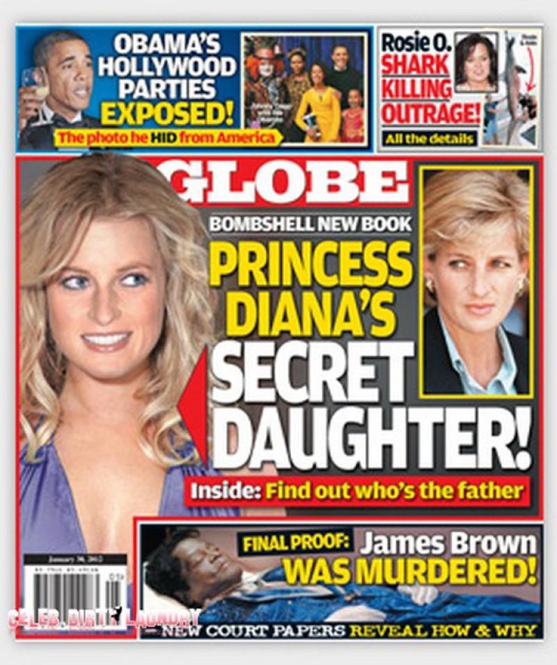 La teoría sobre la bebé que tuvo la princesa Diana