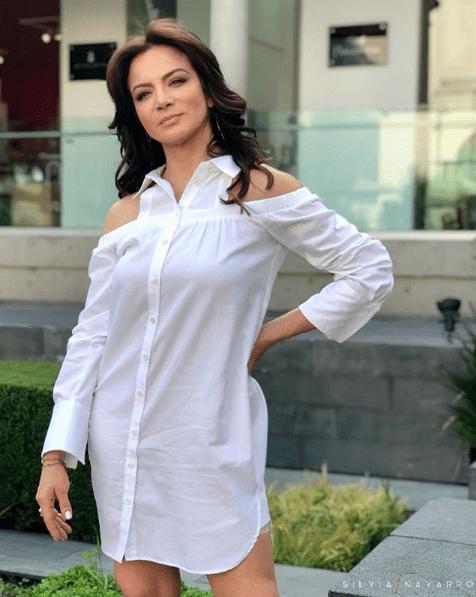 ¿Cuándo regresa Silvia Navarro a la televisión?
