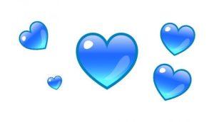 Significado emojis de corazón en WhatsApp y Apple