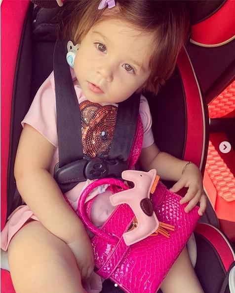 Hija de Canelo Álvarez presume bolso Hèrmes de más de 1 MDP 13 09 2019