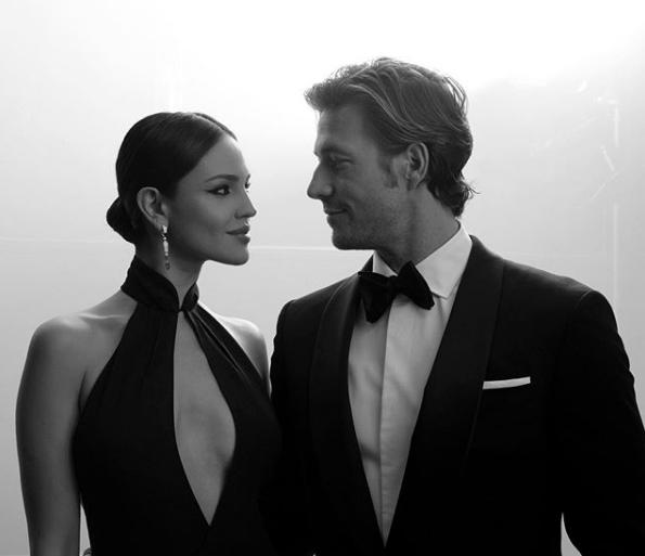 Eiza González estrena romance con el actor Luke Bracey