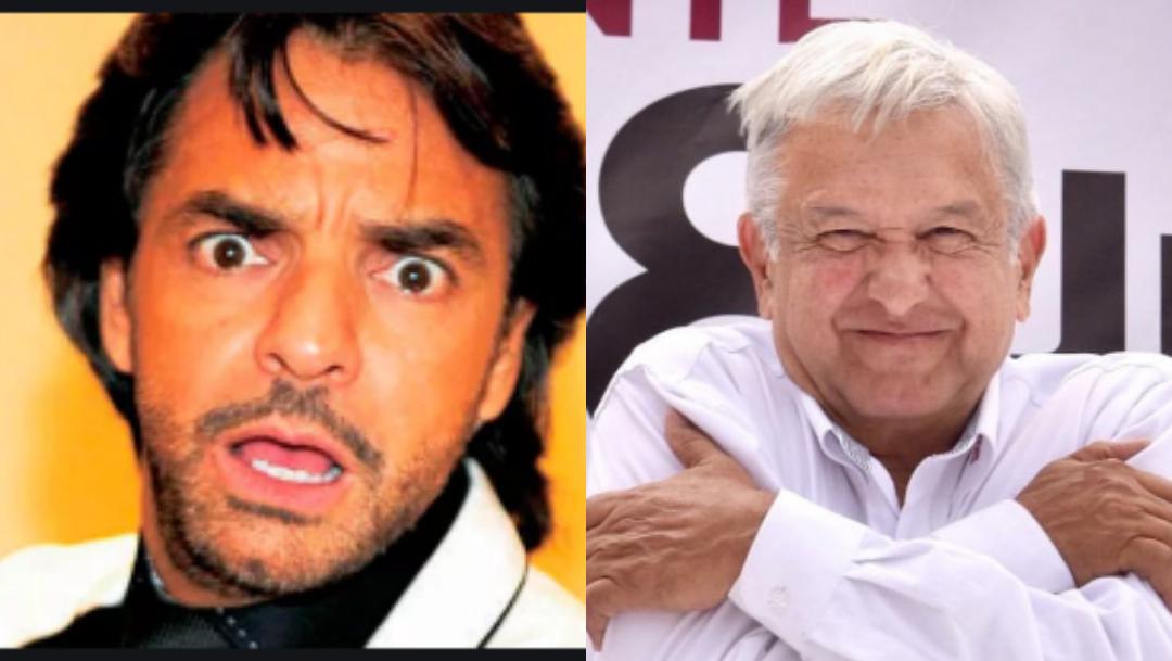 12-09-2019, Eugenio Derbez y Amlo
