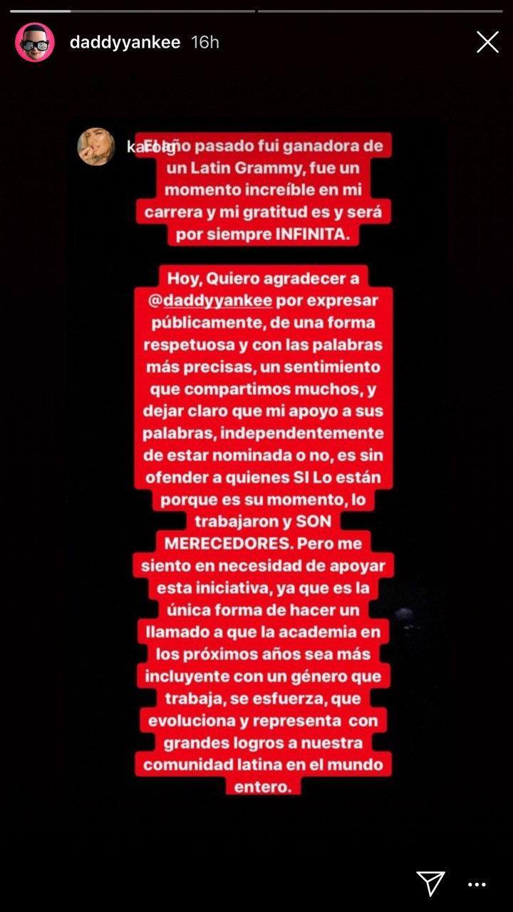Reggaetoneros se lanzan contra el Latin Grammy