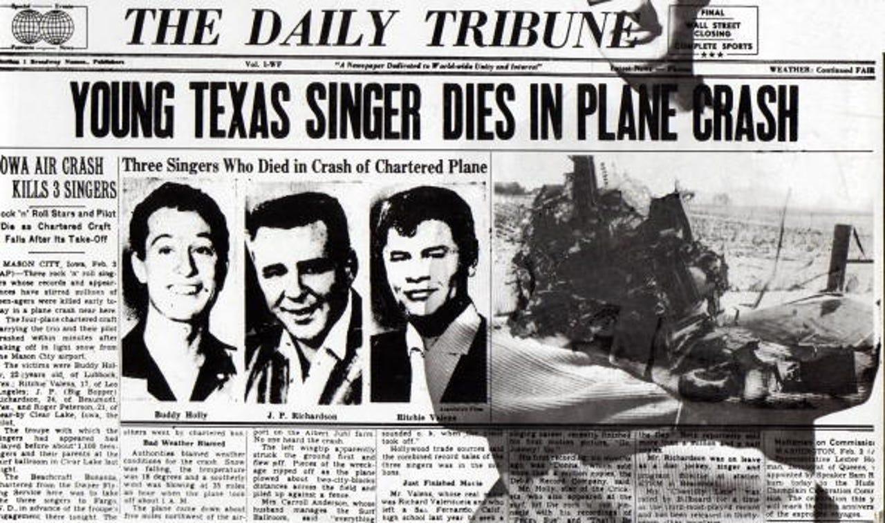 ¿Por qué se dice que las celebridades mueren de tres en tres?
