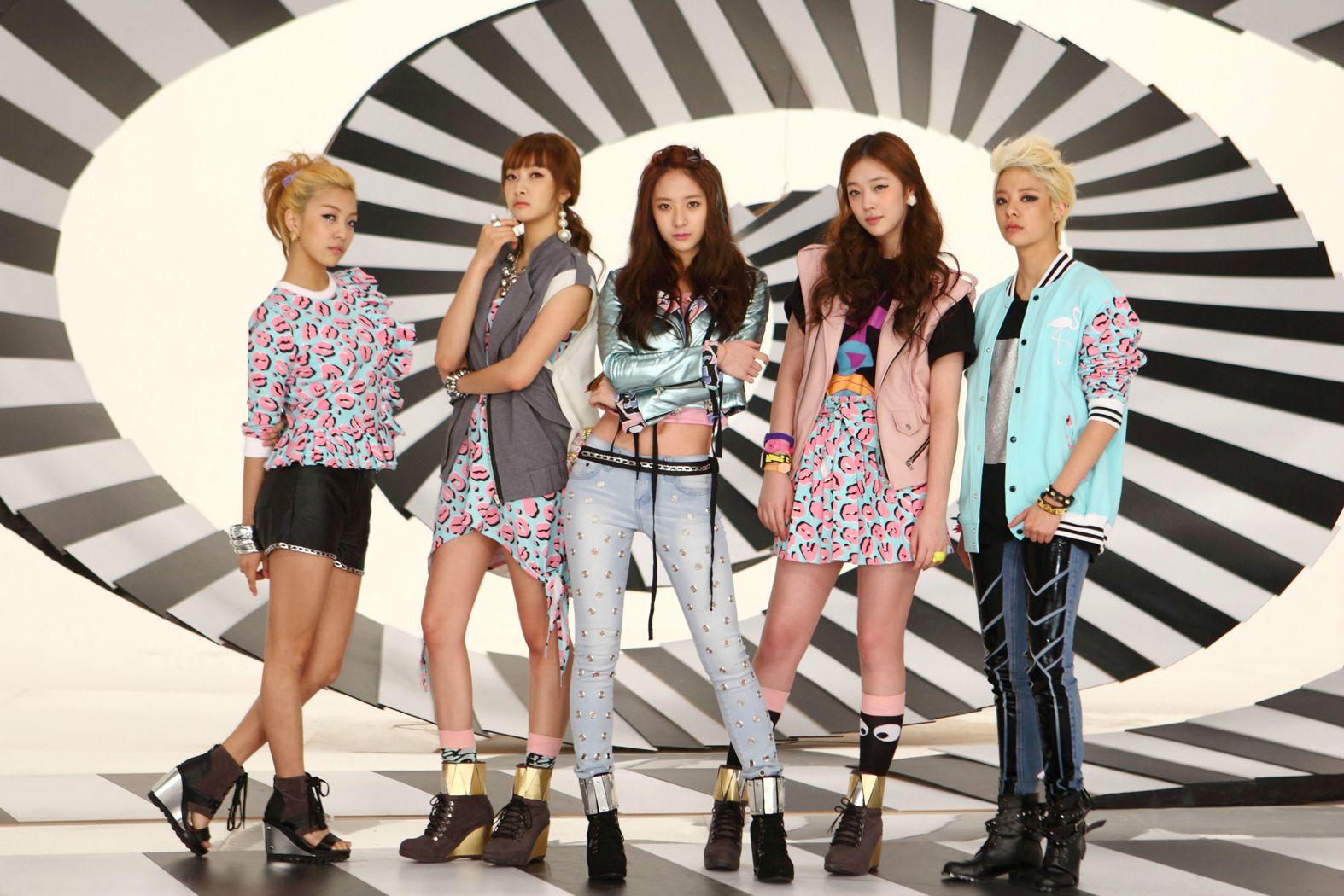 Victoria de f(x) anuncia su separación de SM Entertainment