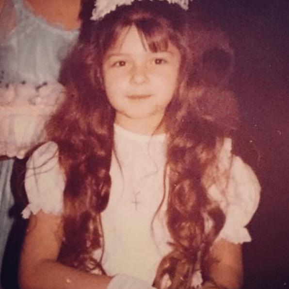 Sorprende hija de Itatí Cantoral por su parecido