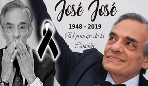 Elenco de La fea más bella despide a José José