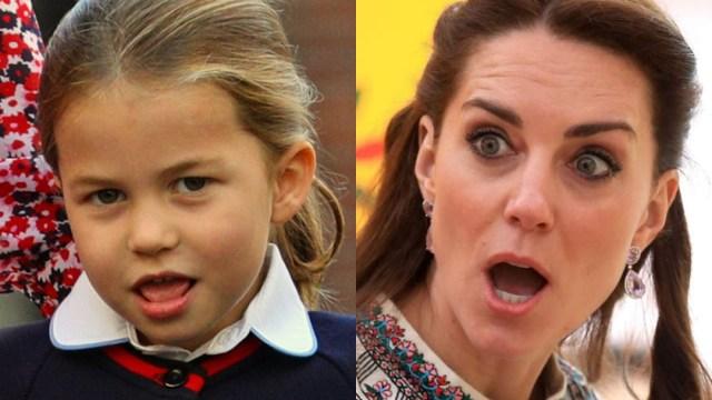 Princesa Charlotte, Kate Middleton, Embarazada, Kate Middleton Embarazada, Kate Middleton Embarazada Por Cuarta Vez, Kate Middleton Embarazada 2019