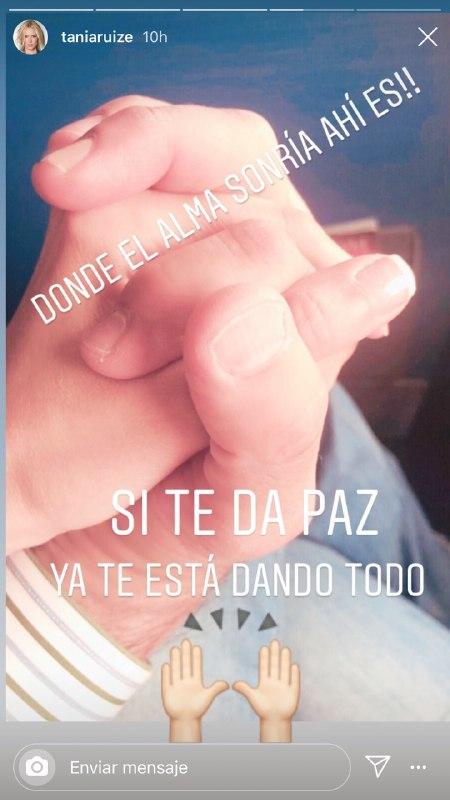 Tania Ruiz responde a los memes de su cena con pelucas