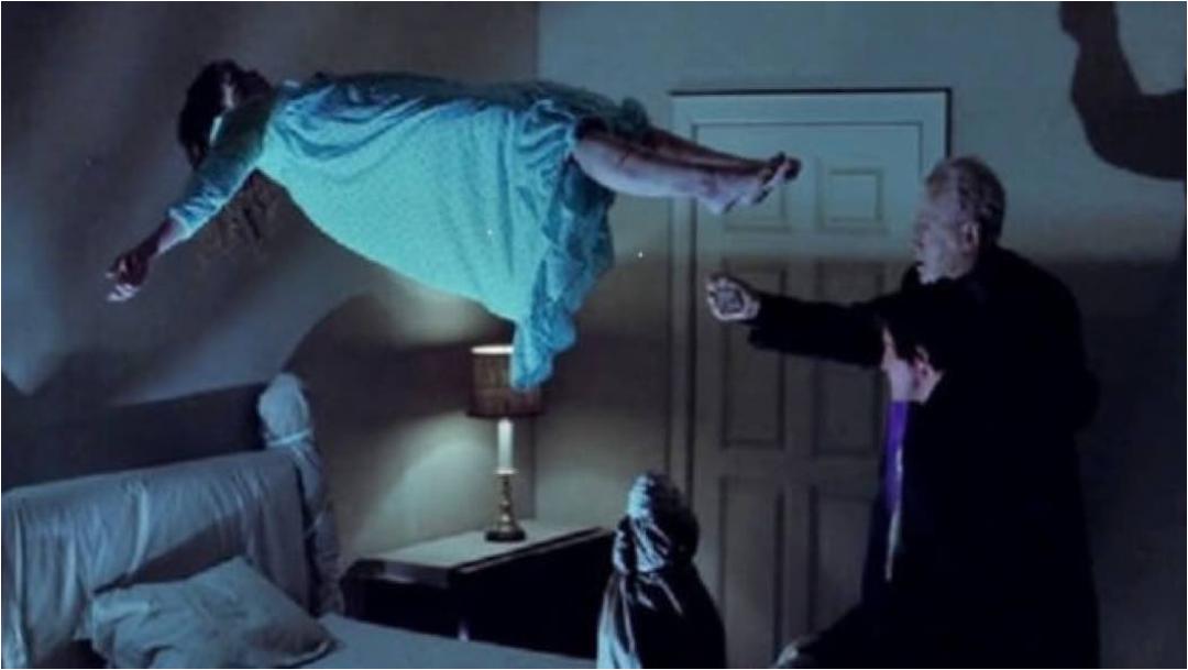 """Casos reales que inspiraron la película """"El exorcista"""""""