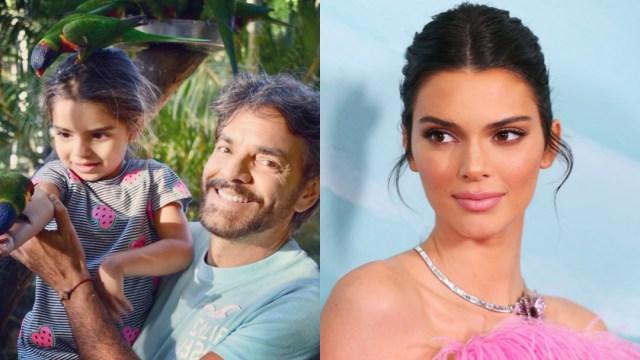 Kendall Jenner De Niña, Kendall Jenner Niña, Hija De Eugenio Derbez 2019, Aitana Derbez, Aitana Derbez 2019, Kendall Jenner Antes