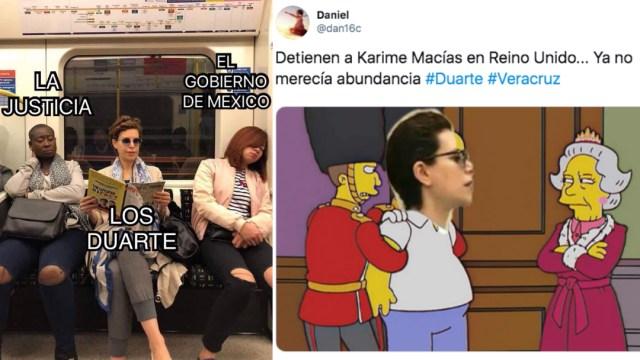 Memes, Memes Karime Macías, Karime Macías, Karime Macías Londres, Karime Macías De Duarte, Karime Macías Merezco