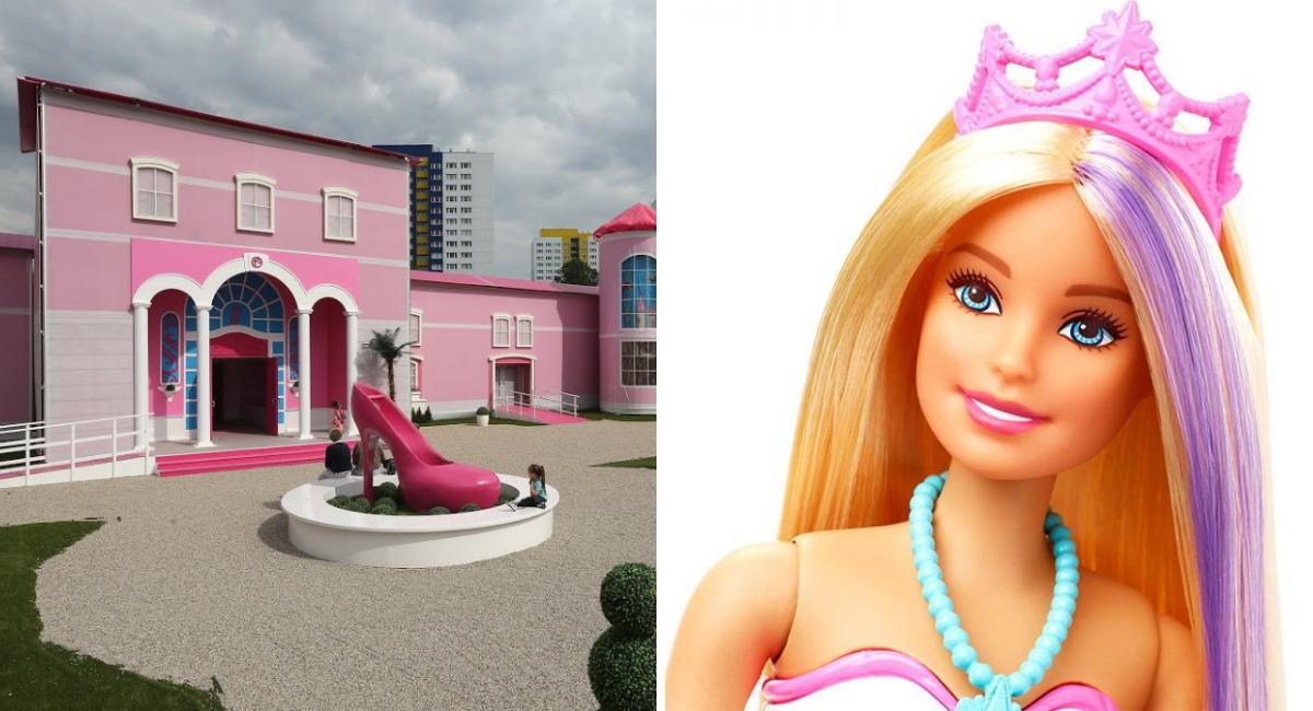 Puedes rentar la casa de Barbie en Malibú a través de Airbnb