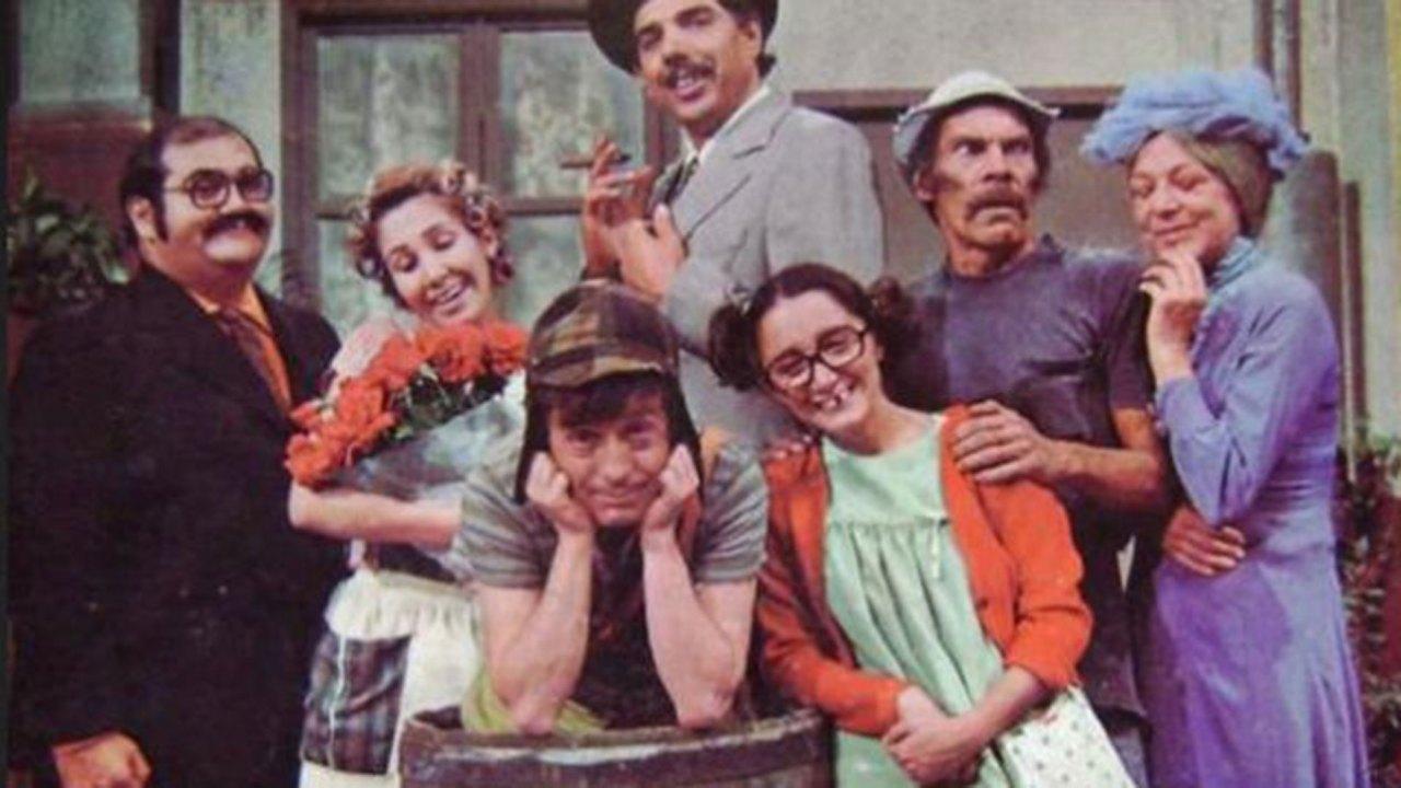 Chavo Del 8, Elenco Chavo del 8, Chavo Del 8 Personajes, Chavo Del 8 Final, Chespirito Joven, Florinda Meza Joven