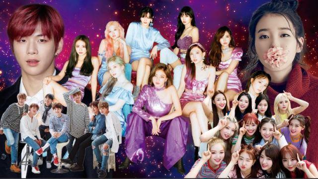 Los 10 mejores grupos y solistas de K-pop de 2019