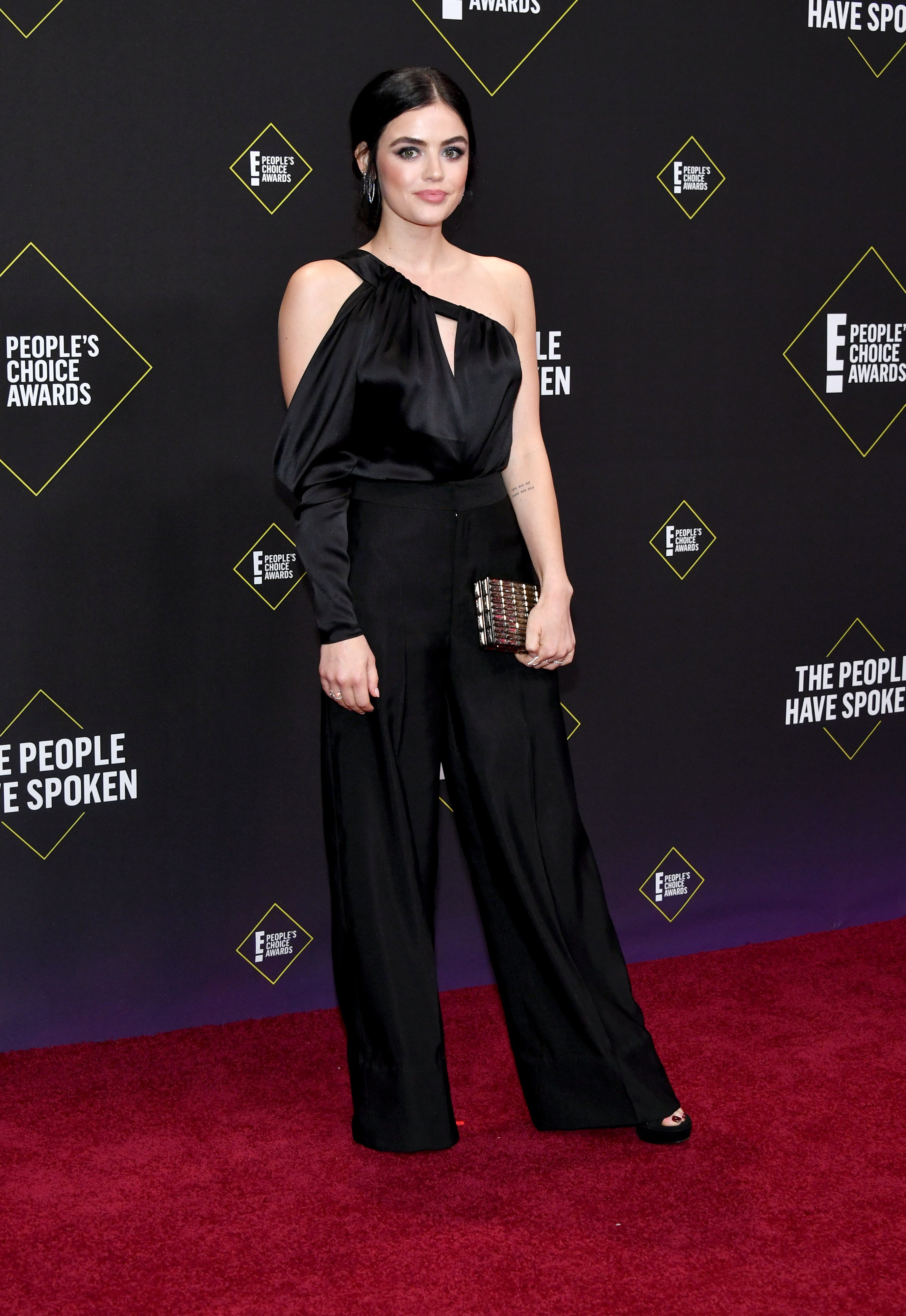 La alfombra roja de los People's Choice Awards 2019