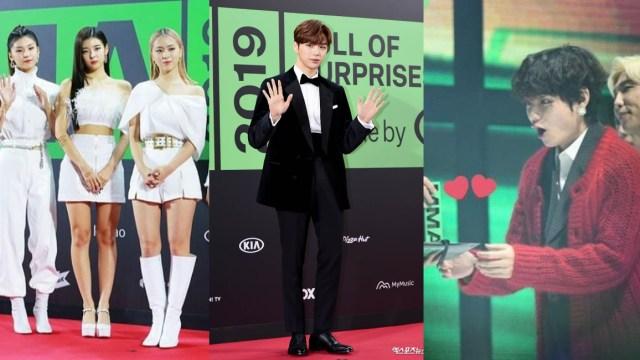 Kpop: Todos los ganadores de los Melon Music Awards 2019