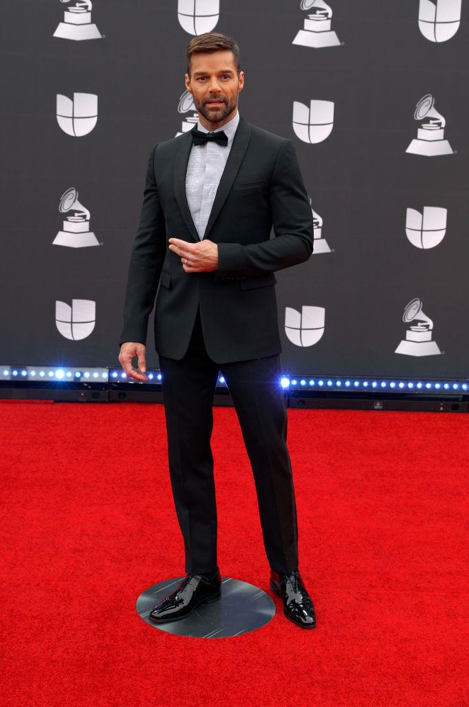Así fue la alfombra roja de los Latin Grammys 2019