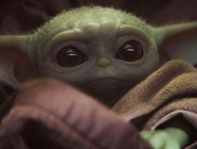 Los mejores memes de Baby Yoda de The Mandalorian
