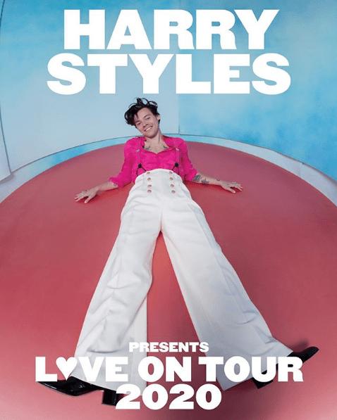 Harry Styles anuncia conciertos en México