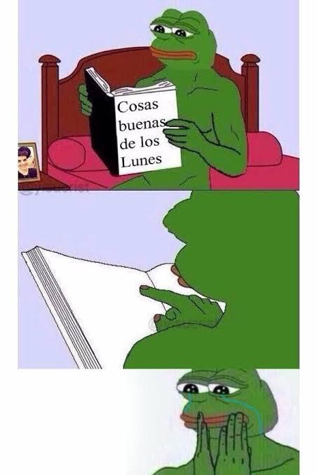 meme de pepe la rana en español