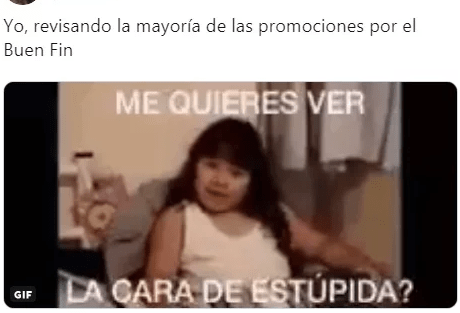 Memes del Buen Fin 2019