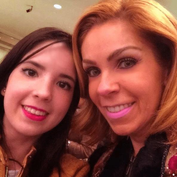 Rocío Sánchez Azuara asegura que su hija se le aparece todas las mañanas