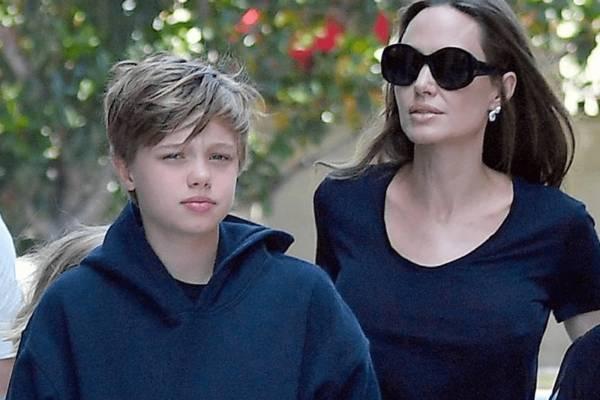 Hija de Brad Pitt y Angelina Jolie ahora se llama Johhn