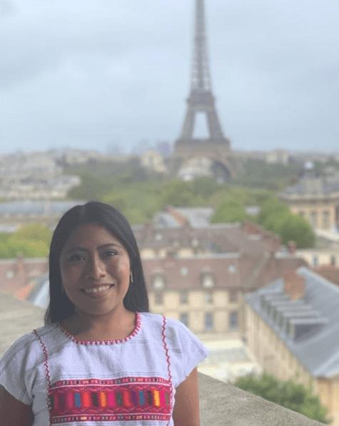 Yalitza Aparicio ya tiene novio según una amiga suya