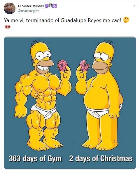 Los mejores memes para celebrar el Gualupe Reyes 2019