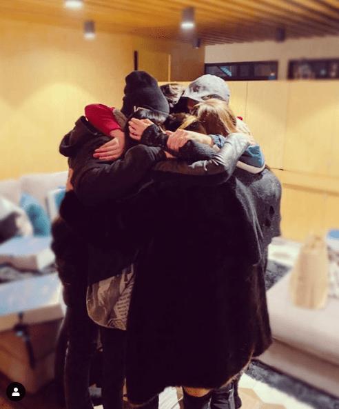 Integrantes de RBD se reencuentran 9 años después
