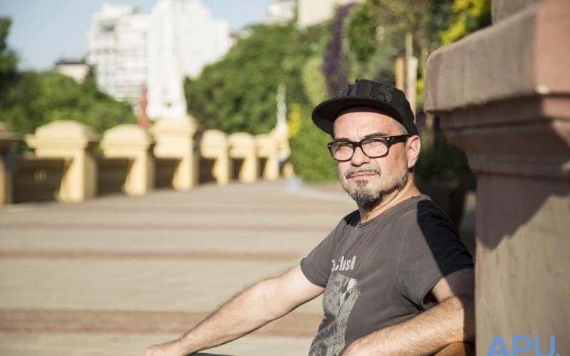 Asaltan a Gabriel Lucena, bajista de Miranda! en Chile