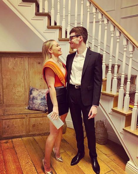 Hilary Duff se casó con su novio Matthew Koma