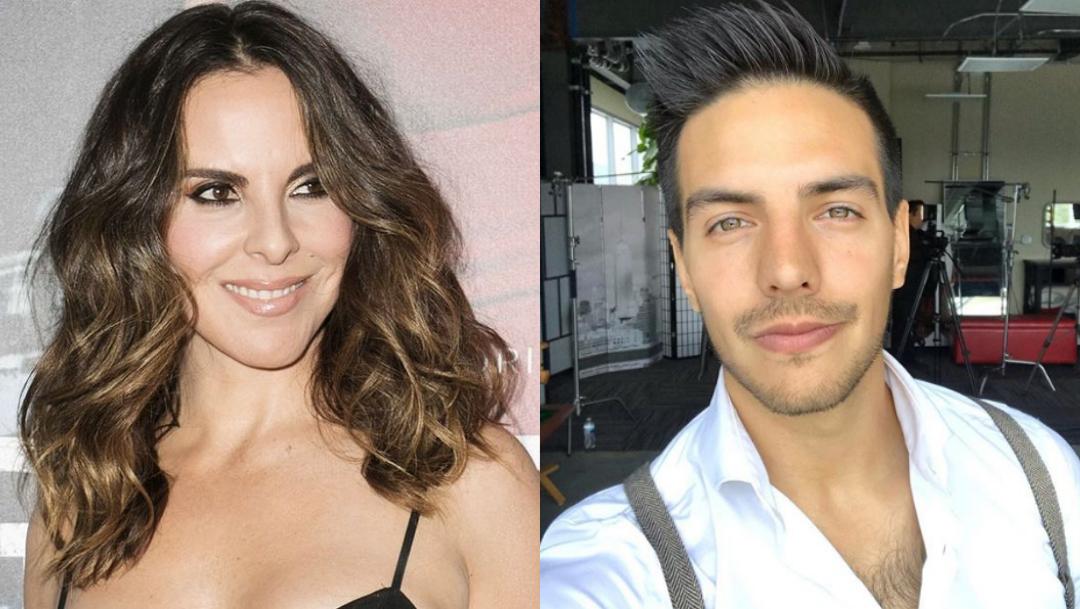 Kate del Castillo aclara su relación con Vadhir Derbez