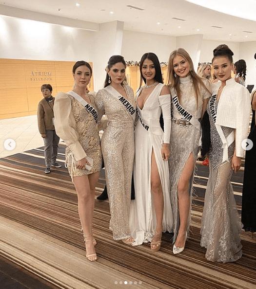 Miss Birmania se declara abiertamente gay