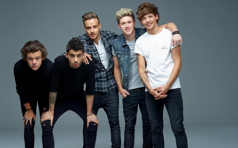 """One Direction es elegida la """"Boy Band de la década""""."""