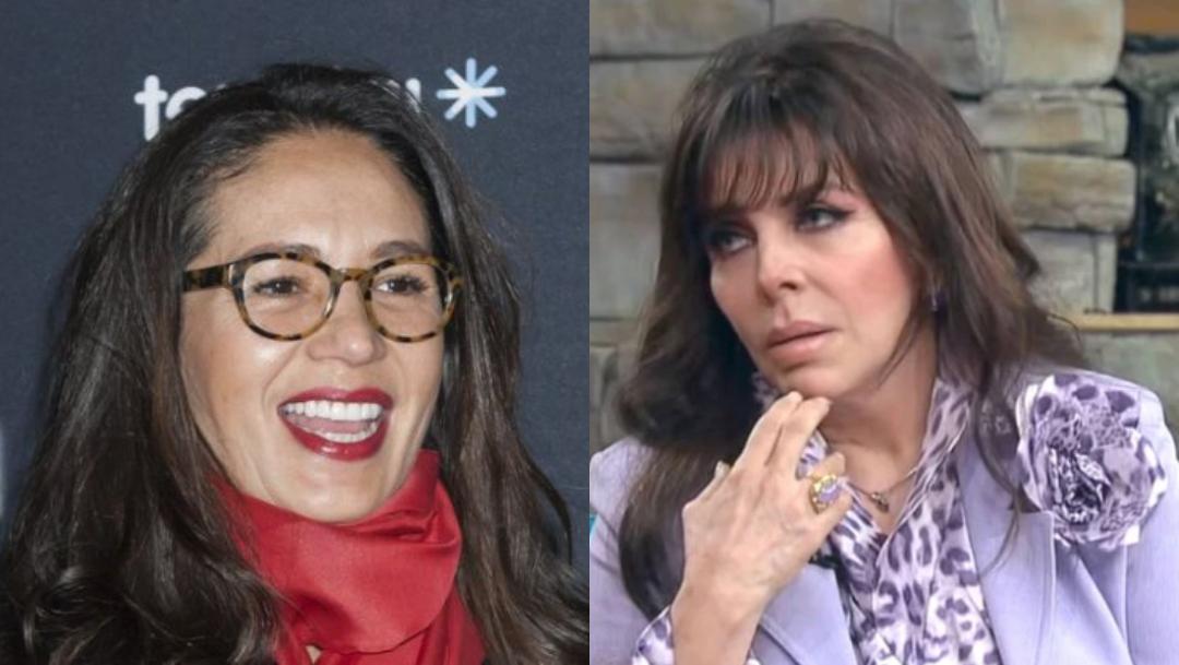 Verónica Castro manda contundente mensaje a Yolanda Andrade