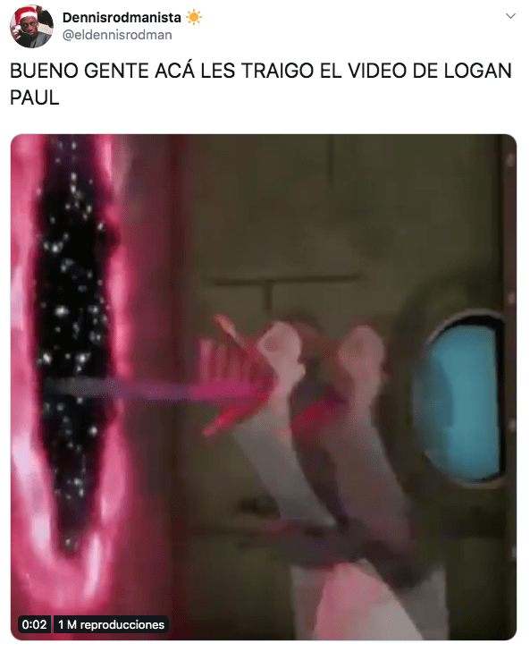 Filtran video íntimo de Logan Paul