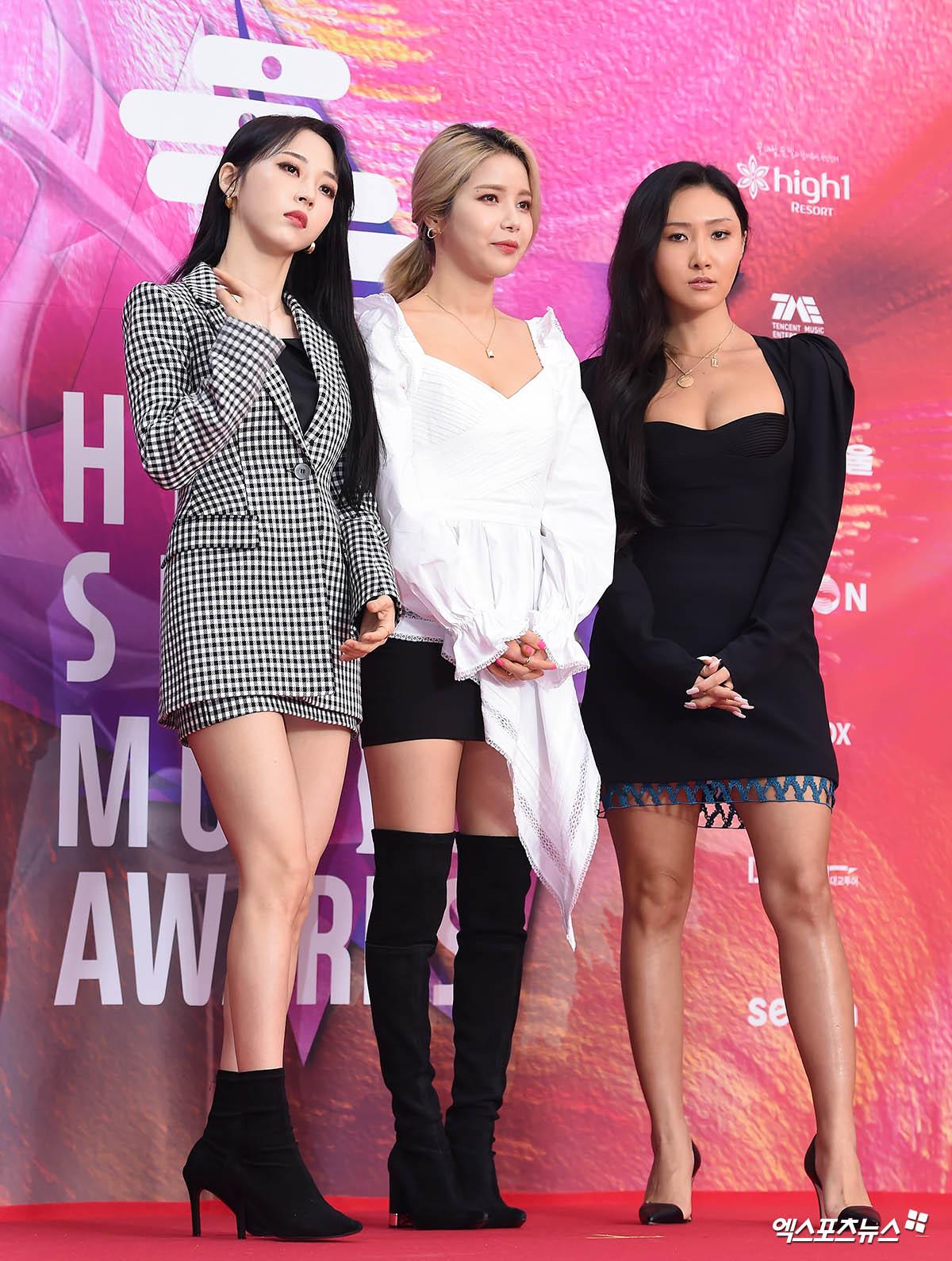 MAMAMOO: Ganadores y presentaciones de los Seoul Music Awars 2020