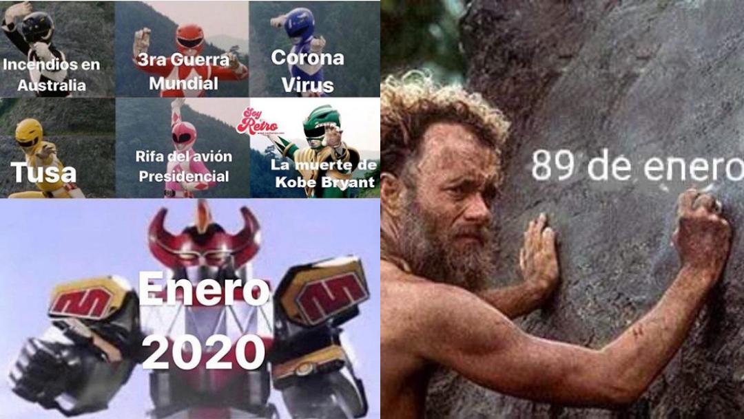 Memes de enero 2020 largo, chistosos y graciosos