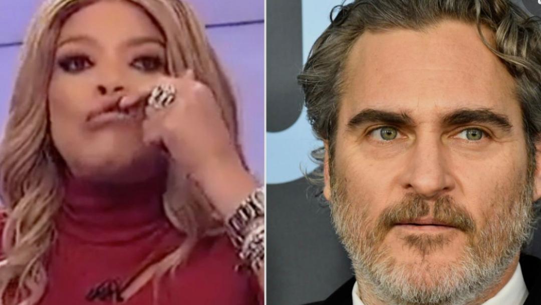 Wendy Williams se burla de labio leporino de Joaquín Phoenix
