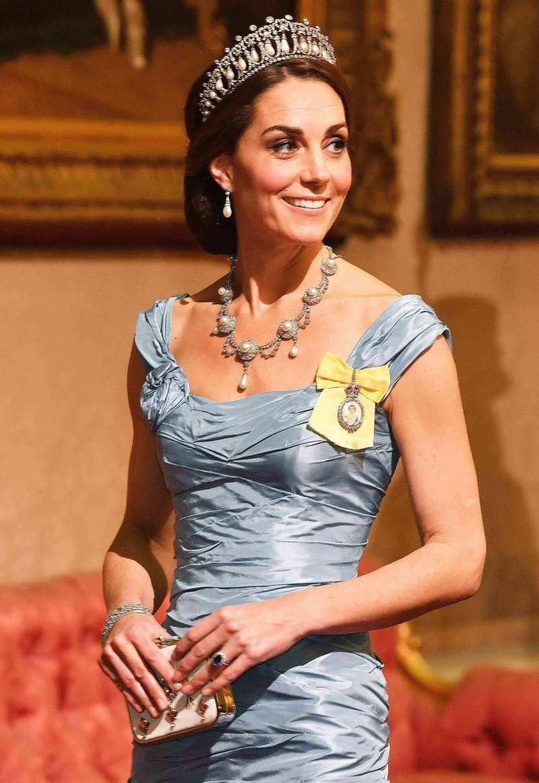 Biografía de Kate Middleton