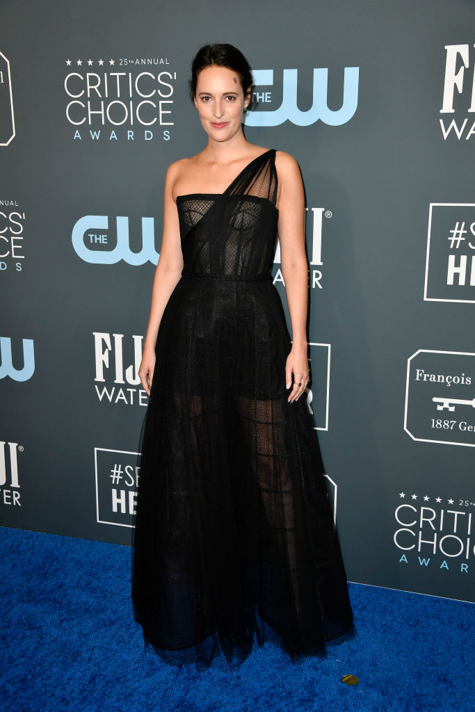 Alfombra Azul Critics Choice Awards 2020