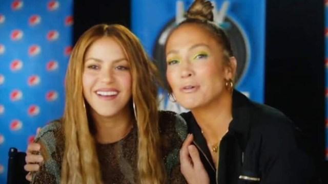 Filtran supuesto 'set list' de Shakira y JLo en Super Bowl